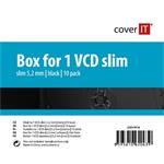 COVER IT 1 VCD 5,2mm slim černý 10ks/bal
