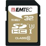 EMTEC SDHC 32GB Speed`In Class 10 UHS-I U3